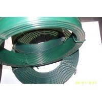 Wholesale Green Gardening PVC Coated Wire , Garden Fencing Florists Wire from china suppliers