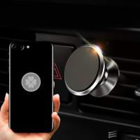Quality 360 Rotating Reinforced Magnetic Cell Phone Car Mount , Car Air Vent Mobile Phone Holder for sale