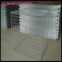 Buy cheap Galvanized Wire Mesh / Gabion Baskets prices /Gabion Cages/Gabion Retaining Wall/Gabion Wall Design from wholesalers