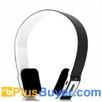 Wholesale Wireless Bluetooth 3.0 Audio Headset with 2 Channel Stereo and Built-in Controls from china suppliers