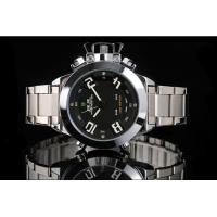 Wholesale Soilder Accurate Sport Wrist Watches Male With Double Movement from china suppliers