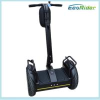 Wholesale Ecorider Black Balance Electric Scooter For Security Personnel Patrol from china suppliers