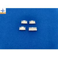 Wholesale Wire to board connectors pitch 1.00mm with lock PA66 CI16 wire housing from china suppliers