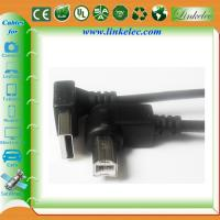 Wholesale usb right angle cable from china suppliers