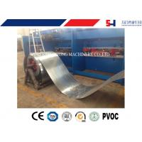 Wholesale Sheet Roll forming machine for channel / purlin with punching process from china suppliers