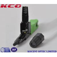 Wholesale 0.9mm Bare Fiber Optic Fast Connector Quick Assembly for FTTH GPON EPON from china suppliers