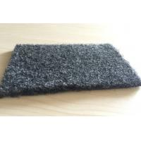 Wholesale Needle Punched Non Woven Speaker Carpet With Adhesive Black / White / Grey / Red from china suppliers