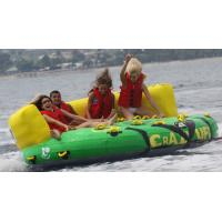 Wholesale Outdoor Inflatable Water Park Sports , Inflatable Towable Water Sofa from china suppliers