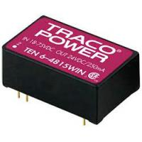 Wholesale TEN6-4813 - TRACO Electronic AG - DC/DC Converters - TEN 6 Series, 6 Watt from china suppliers
