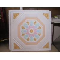 Wholesale Glass Fiber Reinforced Gypsum Ceiling Tile 595X595X 9mm from china suppliers