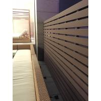 Wholesale Swimming Pool Building with WPC decking and WPC wall panel from china suppliers