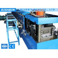 Wholesale Color Steel Drywall C Type Channel Roll Forming Machinery with 8 - 10 m / min Speed from china suppliers