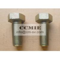 Wholesale CE / ROHS Hex Cap Stainless Steel Cap Screws For SHANTUI Heavy Construction Machine from china suppliers