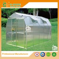 Wholesale 10'x6'x6.7'FT Silver Color Easy DIY Barn Style Garden Greenhouse from china suppliers