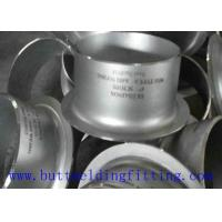 Wholesale ISO9001 PED Ss Pipe Fittings , ASTM A234 Butt Welding Stub End Fittings from china suppliers