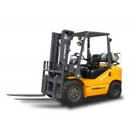 Wholesale KUDAT Brand LPG Industrial Forklift Truck With Triplex Mast And Side Shifter from china suppliers