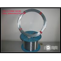 Wholesale High Tensile Electro Galvanized Wire 15g Zinc Coating Q195 from china suppliers