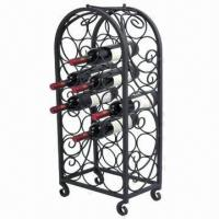 Wholesale Wine Cage/Rack, Used in Home Decoration from china suppliers