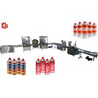 Wholesale Aerosol Spray Butane Gas Filling Machine , Auto Aerosol Filling Equipment from china suppliers