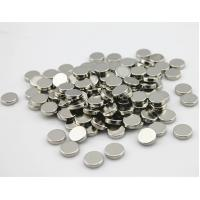 Wholesale D9.5mm * 3mm Rare Earth Ndfeb Round Neodymium Disc Magnets For Speaker N35 OEM from china suppliers