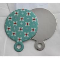 Colorful Stainless Steel One Sided Bath Mirror Of Item
