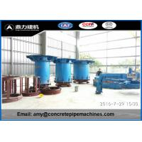 Wholesale Easy Operate Concrete Pipe Making Machine With Touch Screen XZ600 - 3600 from china suppliers