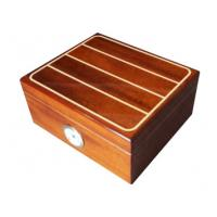 Wholesale Okoume veneer glossy vanish Cigar box from china suppliers