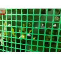 Wholesale Green Plastic Garden Fence Mesh , 1m Height Garden Wire Netting Fence from china suppliers