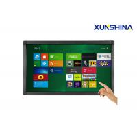 Wholesale Commercial 43 inch Wall Mounted IR LCD Touch Screen Kiosk  with OPS PC from china suppliers