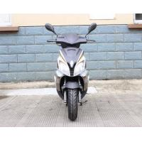"""Wholesale Air Cooled 12"""" Front Disc And Rear Drum Brake 50cc Gas Scooter from china suppliers"""