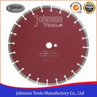 Wholesale Fast Cutting Diamond Concrete Cutting Blades , 14 Diamond Concrete Blade from china suppliers