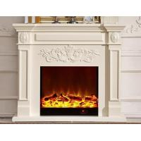 Wholesale 1.2m Imitation Marble Fireplace Antique French Fireplaces With Mantel from china suppliers