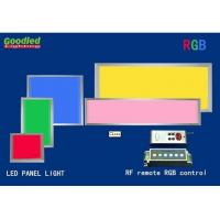 Wholesale Energy Saving Ultra Thin 600X600mm 33W RGB LED Panel Light For Restaurants from china suppliers
