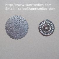 Stainless steel etching plate