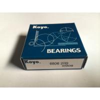 Buy cheap Koyo deep groove ball bearing 6806 30*42*7 for machinery from wholesalers
