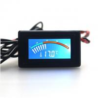 Wholesale - 50~110C Digital LCD Pointer Thermometer in the Car Water Temperature Tester C/F with Sensor for Air Conditioning Boile from china suppliers