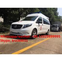 Wholesale 2017s new BENZ VITO gasoline engine transporting ambulance vehicle for transporting for sale, Benz ambulance for sale from china suppliers