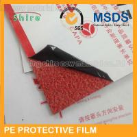 Wholesale Waterproof Car Scratch Protection Film , Low Tack Protection Film No Residue Leave from china suppliers