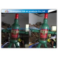 Wholesale 2.5m Bottle Man Inflatable Moving Cartoon Characters for Advertising Promotion from china suppliers