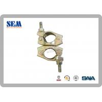 Wholesale Joint Pin Scaffolding Clamps with Swivel and 3.0mm Thickness from china suppliers