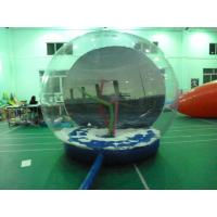 Wholesale 2014 Inflatable Snow Globe for Sale from china suppliers