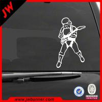 Quality Customized sticker design for motorcycle advertisement with UV protection for sale