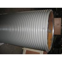 Quality Professional Customized Wire Rope Drum / Anchor Winch Drum For Reeling for sale