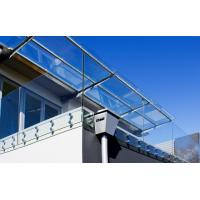Wholesale Frameless stainless steel glass balustrade with Patch Fittings from china suppliers