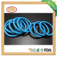Buy cheap Blue Waterproof EPDM O Ring Rubber Seal Aging Resistance For Machinary from wholesalers