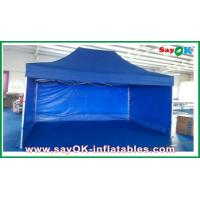 Wholesale Aluminum / Iron Frames Gazebo Replacement Canopy 3 x 4.5m With 3 Sidewalls from china suppliers