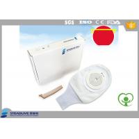 Wholesale Drainable Stoma Ostomy disposable colostomy bagswith Skin Barrier Pouch from china suppliers