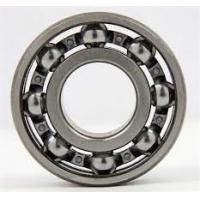 Wholesale High Speed Spherical Roller Bearings 6010 Open Type Steel Cage , Low Friction Coefficient from china suppliers