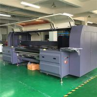 Wholesale Industrial Fabric Digital Printer Kyocera Head 1200 Dpi 1800mm ISO Approved from china suppliers