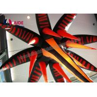 Wholesale Bumble Bee Killer Shape Inflatable Lighting Decoration Party Balloon decorations from china suppliers